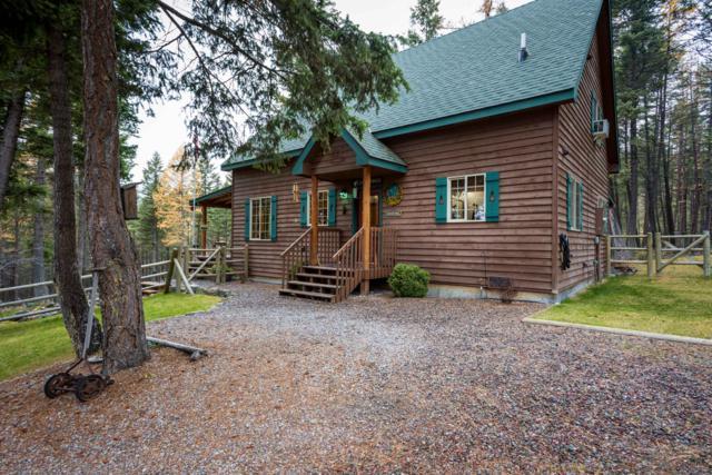 242 Bear Canyon Road, Lakeside, MT 59922 (MLS #21813558) :: Brett Kelly Group, Performance Real Estate