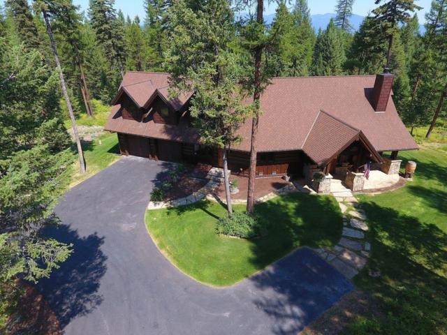 1200 Whitefish Hills Drive, Whitefish, MT 59937 (MLS #21814142) :: Brett Kelly Group, Performance Real Estate