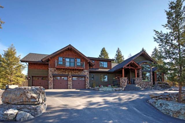 141 Bjork Drive, Bigfork, MT 59911 (MLS #21814146) :: Loft Real Estate Team