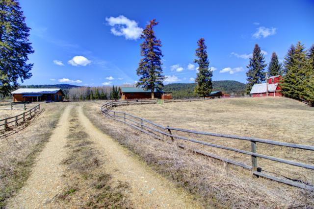 5216 Fortine Creek Road, Trego, MT 59934 (MLS #21814354) :: Brett Kelly Group, Performance Real Estate