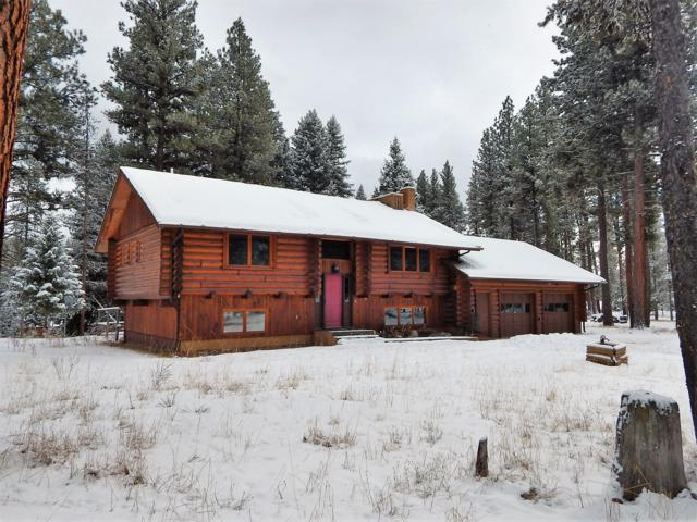 320 Morrell Creek Drive, Seeley Lake, MT 59868 (MLS #21900319) :: Keith Fank Team