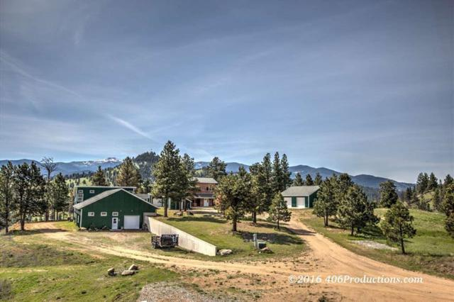 181 Destiny Lane, Clancy, MT 59634 (MLS #21900567) :: Andy O Realty Group