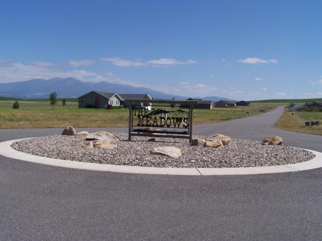 Lot 4 Windy Meadow Drive Drive, Townsend, MT 59644 (MLS #21900797) :: Keith Fank Team
