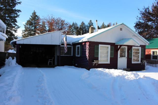1320 Main Avenue, Libby, MT 59923 (MLS #21900899) :: Loft Real Estate Team