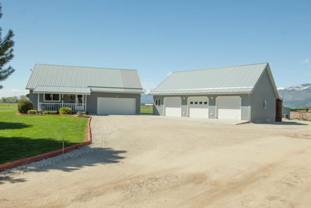 323 Marshall Lane, Corvallis, MT 59828 (MLS #21901416) :: Keith Fank Team