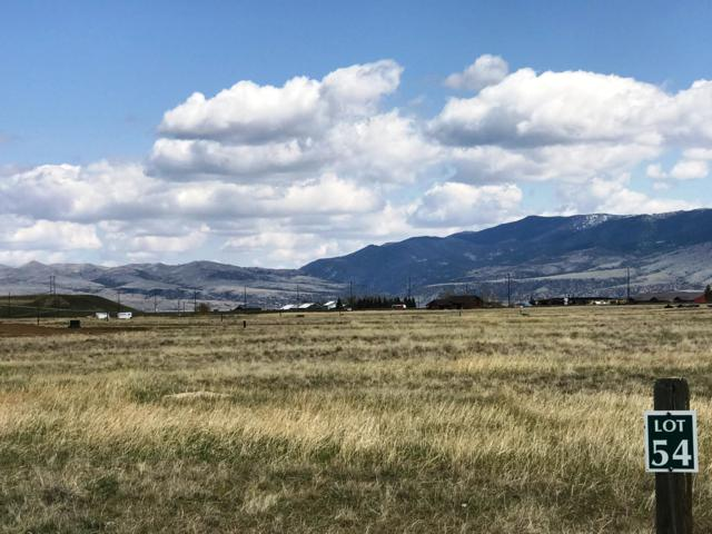 Lot 54 Sky View Subdivision, Ennis, MT 59729 (MLS #21901531) :: Brett Kelly Group, Performance Real Estate