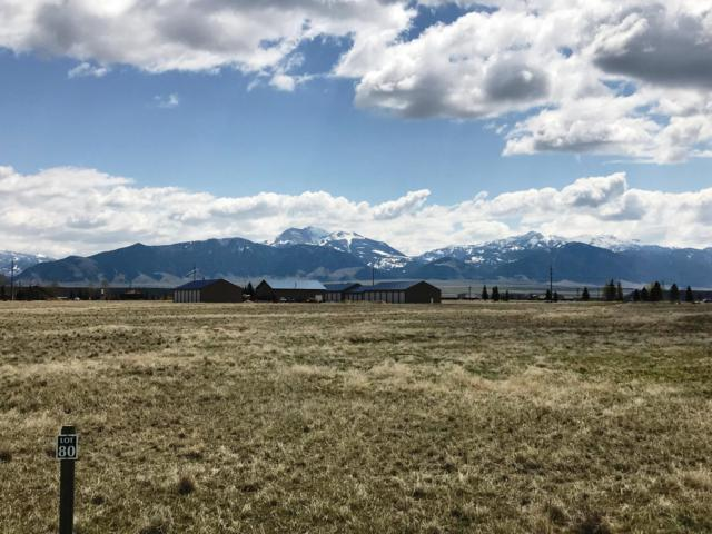 Lot 83 Sky View Subdivision, Ennis, MT 59729 (MLS #21901539) :: Brett Kelly Group, Performance Real Estate