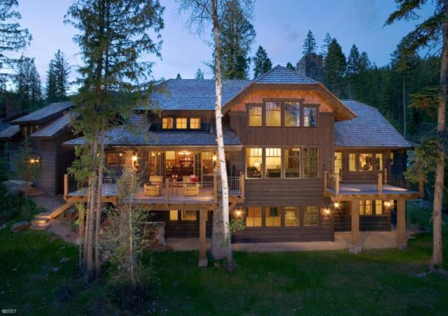 177 S Shooting Star Circle, Whitefish, MT 59937 (MLS #21901640) :: Brett Kelly Group, Performance Real Estate