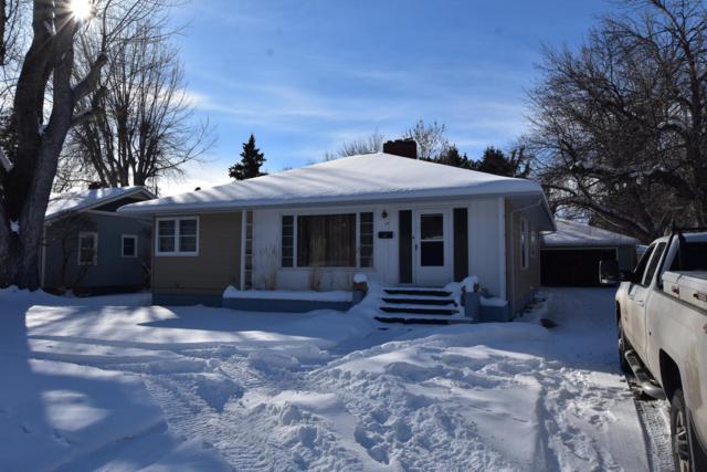 28 8th Ave SW, Choteau, MT 59422 (MLS #21902041) :: Loft Real Estate Team