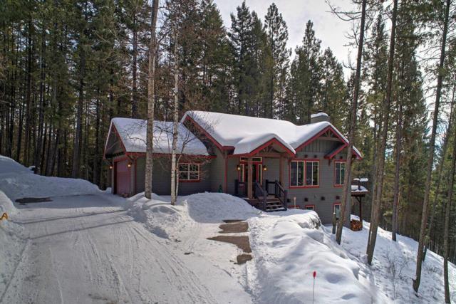 2051 Ridegcrest Drive, Whitefish, MT 59937 (MLS #21902791) :: Brett Kelly Group, Performance Real Estate