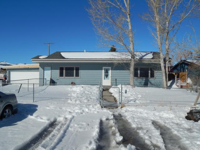 203 E 4th Avenue, Boulder, MT 59632 (MLS #21902969) :: Keith Fank Team