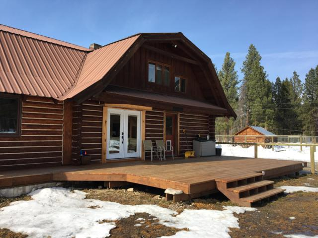 9786 West Fork Road, Darby, MT 59829 (MLS #21903299) :: Andy O Realty Group