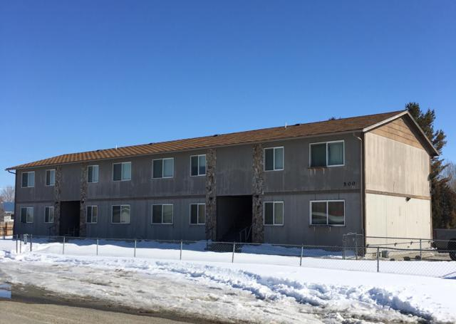500 E Street, Townsend, MT 59644 (MLS #21903301) :: Andy O Realty Group