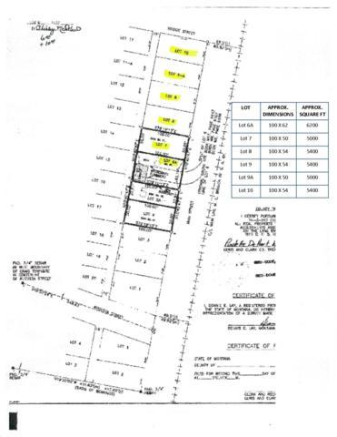 105 Bridge Street, Wolf Creek, MT 59648 (MLS #21903782) :: Keith Fank Team