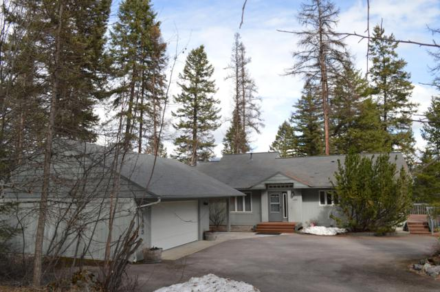 1495 Lion Mountain Drive, Whitefish, MT 59937 (MLS #21904293) :: Brett Kelly Group, Performance Real Estate