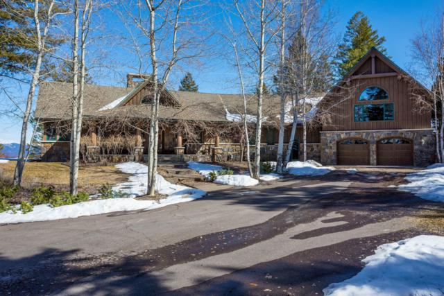 300 Wolf Run Drive, Whitefish, MT 59937 (MLS #21904649) :: Brett Kelly Group, Performance Real Estate