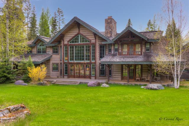 155 Colt Trail, Bigfork, MT 59911 (MLS #21904757) :: Loft Real Estate Team