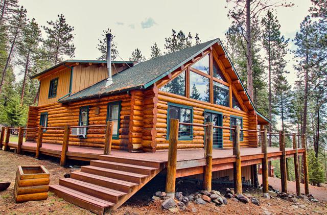 18200 Mustang Lane, Frenchtown, MT 59834 (MLS #21904760) :: Loft Real Estate Team