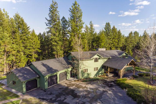 20880 Whitetail Ridge Road, Huson, MT 59846 (MLS #21905214) :: Brett Kelly Group, Performance Real Estate