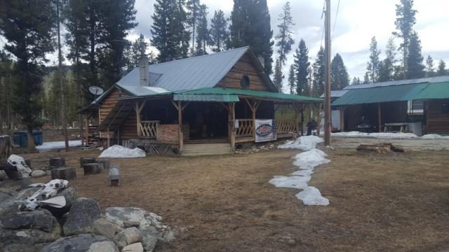 364 Soouth P Street, Sula, MT 59871 (MLS #21905226) :: Brett Kelly Group, Performance Real Estate