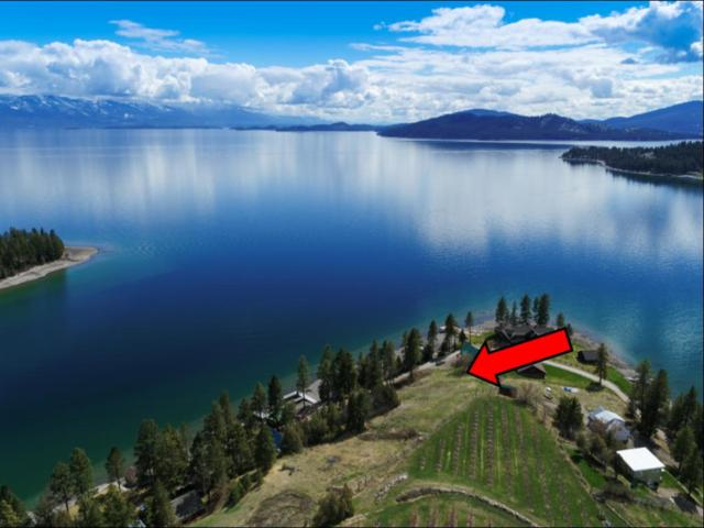 21869 Rollins Lakeshore Drive, Rollins, MT 59931 (MLS #21905659) :: Andy O Realty Group