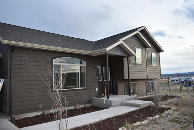 639 Hagan Road, Helena, MT 59602 (MLS #21905876) :: Brett Kelly Group, Performance Real Estate