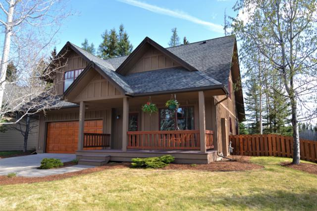 1039 Creekview Drive, Whitefish, MT 59937 (MLS #21906193) :: Andy O Realty Group