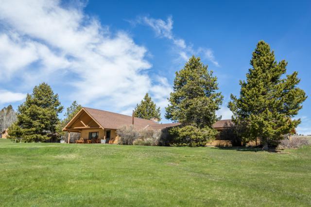 100 Grassy Mountain Road, White Sulphur Springs, MT 59645 (MLS #21906906) :: Brett Kelly Group, Performance Real Estate