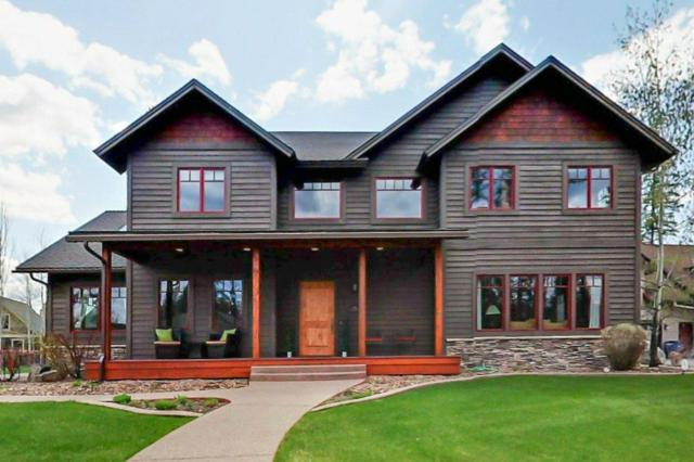 1018 Creekview Drive, Whitefish, MT 59937 (MLS #21907046) :: Andy O Realty Group