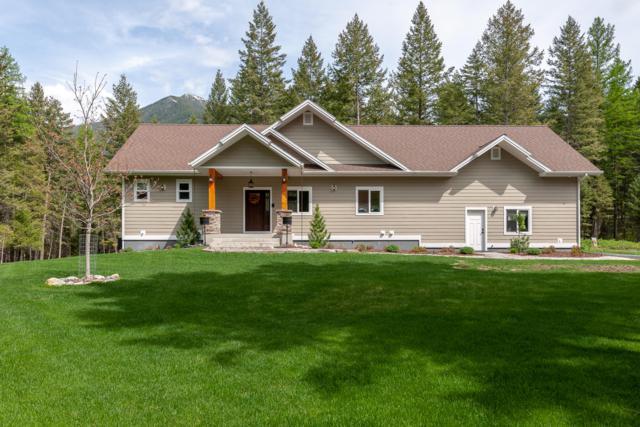 245 Mountain Timbers Drive, Columbia Falls, MT 59912 (MLS #21907239) :: Brett Kelly Group, Performance Real Estate