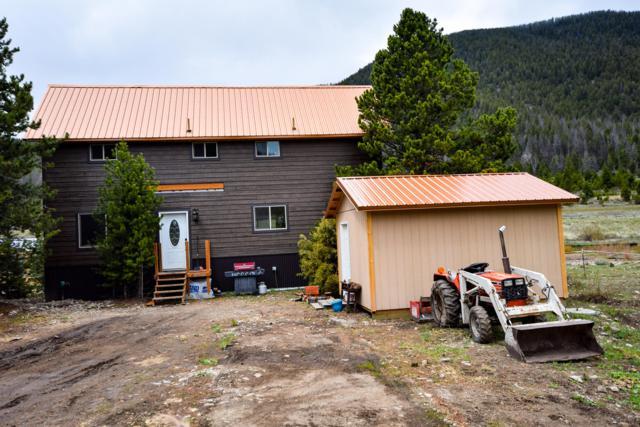 149 Bear Gulch Road, Basin, MT 59006 (MLS #21907557) :: Brett Kelly Group, Performance Real Estate