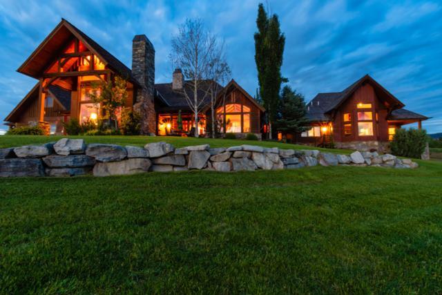 497 Covey Run Court, Corvallis, MT 59828 (MLS #21907567) :: Brett Kelly Group, Performance Real Estate