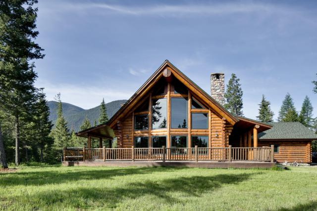 5379 Flathead Ranch Road, Columbia Falls, MT 59912 (MLS #21908623) :: Andy O Realty Group