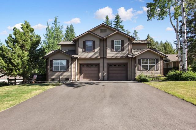 600 Crestwood Court, Whitefish, MT 59937 (MLS #21908815) :: Brett Kelly Group, Performance Real Estate