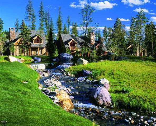 112 Huckleberry Lane, Whitefish, MT 59937 (MLS #21909258) :: Performance Real Estate