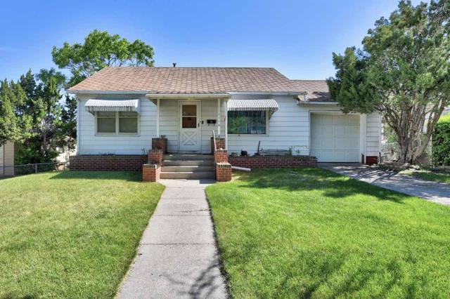 1116 Leslie Avenue, Helena, MT 59601 (MLS #21909479) :: Andy O Realty Group