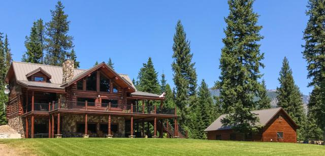 22 Steep River Ranch Road, Thompson Falls, MT 59873 (MLS #21909707) :: Performance Real Estate