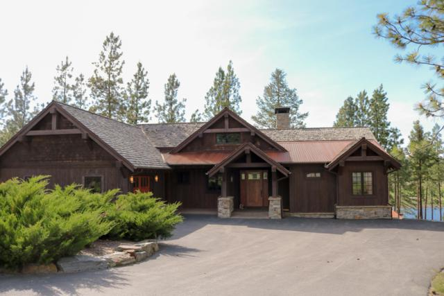 125 Wilderness Lodge Road, Eureka, MT 59917 (MLS #21909918) :: Andy O Realty Group