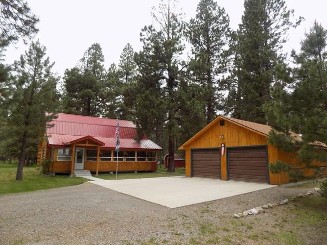 5492 7Up Lane, Lincoln, MT 59639 (MLS #21910390) :: Andy O Realty Group