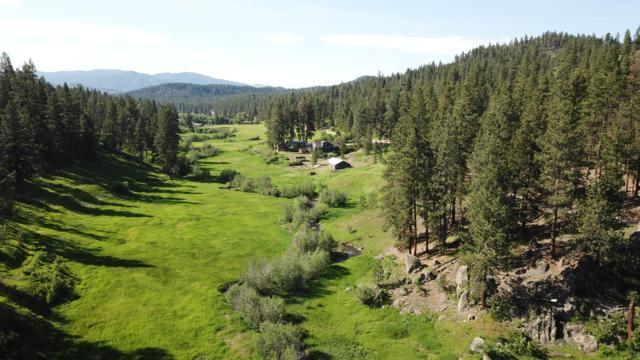226 Warm Springs Creek Road, Clancy, MT 59634 (MLS #21911257) :: Andy O Realty Group