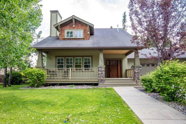 1063 Creekwood Drive, Whitefish, MT 59937 (MLS #21911533) :: Brett Kelly Group, Performance Real Estate