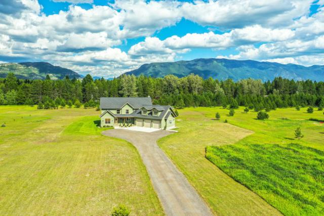 33 Lone Juniper Lane, Columbia Falls, MT 59912 (MLS #21912136) :: Brett Kelly Group, Performance Real Estate