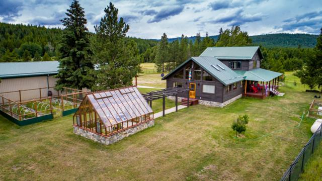 8240 Island Lake Road, Marion, MT 59925 (MLS #21912239) :: Brett Kelly Group, Performance Real Estate