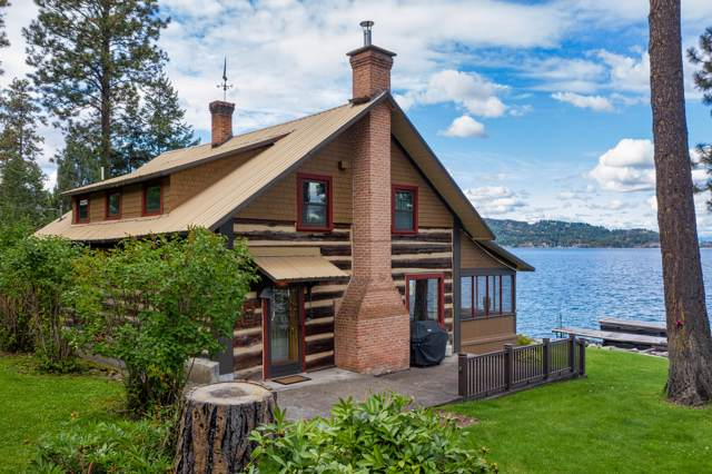 865 S Juniper Bay Road, Somers, MT 59932 (MLS #21915590) :: Performance Real Estate