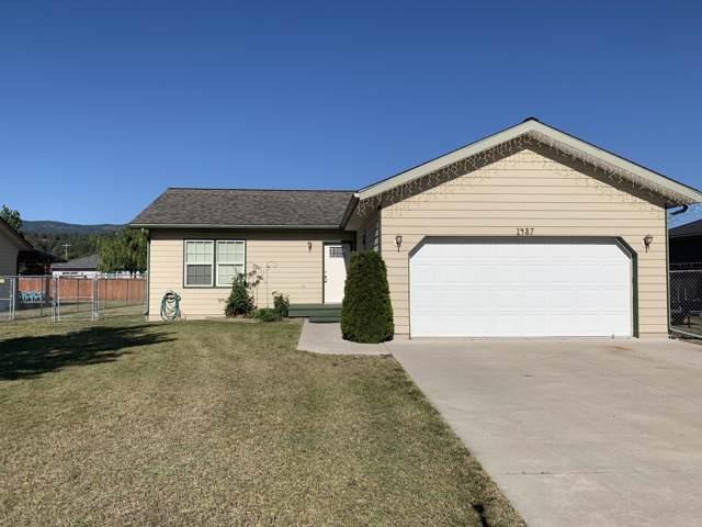 1487 Klondyke Loop, Somers, MT 59932 (MLS #21915615) :: Performance Real Estate