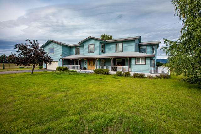 150 River Butte Drive, Columbia Falls, MT 59912 (MLS #21915844) :: Performance Real Estate
