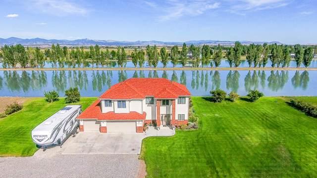 3975 Short Line Lane, Helena, MT 59602 (MLS #21915919) :: Andy O Realty Group