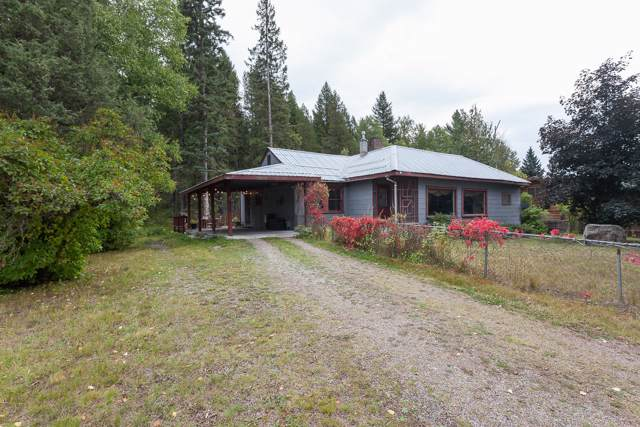 456 Coram Stage Road, Coram, MT 59913 (MLS #21915976) :: Andy O Realty Group