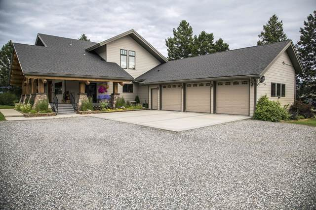 136 Wildrose Road, Jefferson City, MT 59638 (MLS #21916849) :: Performance Real Estate