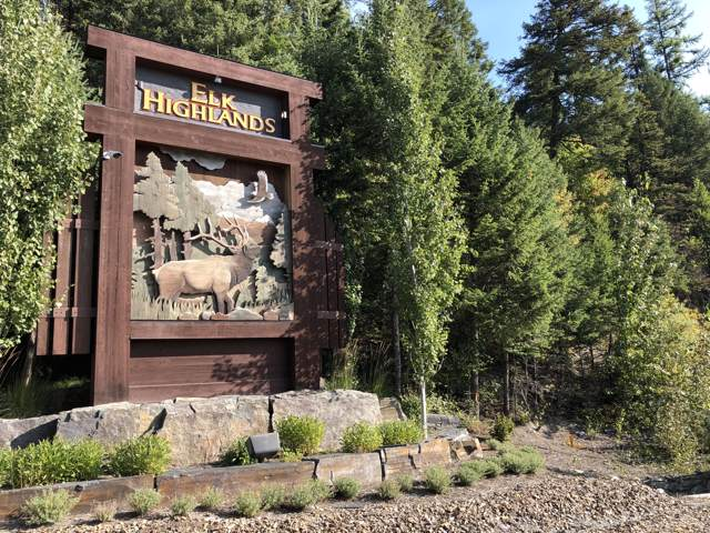 44 Elk Highlands Drive, Whitefish, MT 59937 (MLS #21916854) :: Performance Real Estate